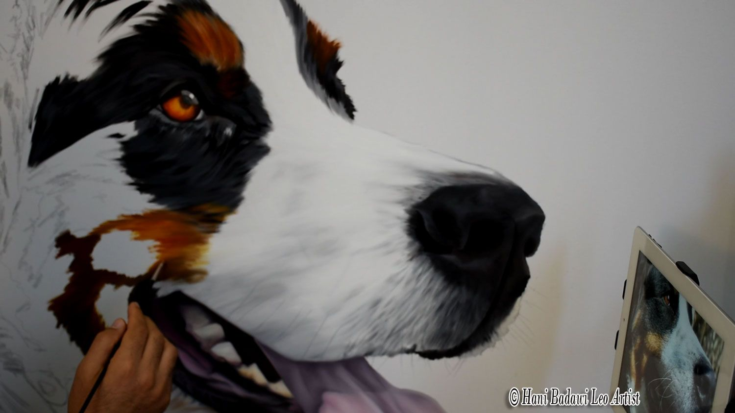 Realistic Animal portraits